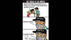 Dota Memes - at禳n dej祿 el dota 2 y con memes a禳n lloran por 礬l noticias