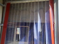 Plastic Sheet Curtains Pvc Strip Curtains In Ahmedabad Gujarat Manufacturers