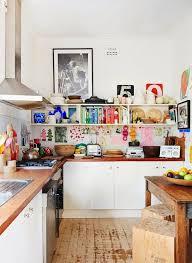 cuisine boheme chic cuisine esprit boheme en kitch kitsch shelving