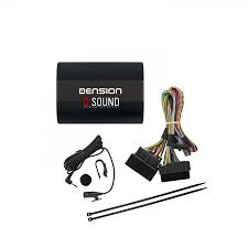 dension pro bt usb bluetooth iphone aux in audio interface