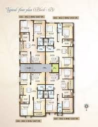 builder floor plans goodwill residency by goodwill developers 3 bhk residential