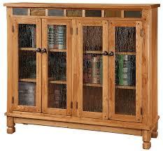 oak bookcases with glass doors hoot judkins furniture san francisco san jose bay area sunny