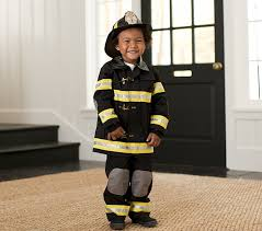 Firefighter Halloween Costume Personalized Firefighter Halloween Costume U0026 Helmet Size 2 3