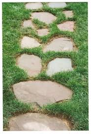 stepping stone walkway backyard ideas garden ideas design ideas