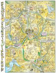 Middle Tn Map Map Running Buffalo Cabin