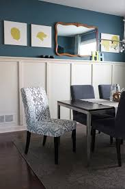Dining Room Reveal - Teal dining room