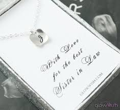 Wedding Gift Necklace Best 25 In Law Gifts Ideas On Pinterest Mother Wedding Gifts