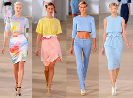 Pastel Colours Preen Spring 2012 Style Pinterest Pastels Pastel Colors And