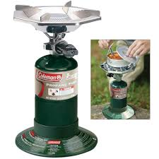 amazon com coleman bottle top propane stove camping stoves