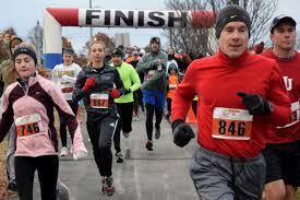 turkey trot 5k run 2017 raises 20 000 lafayette ministry
