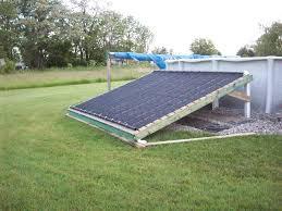 Above Ground Pool Design Ideas Swimming Pool Solar Panel For Swimming Pool With Above Ground