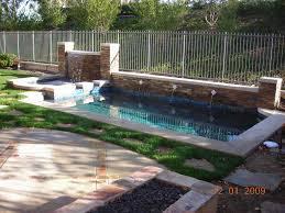 Backyard Inflatable Pool by Backyard Pool Design Ideas Saveemail Backyard Pool Ideas Find