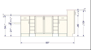 Kitchen Cabinet Carcases Kitchen Kitchen Base Cabinet Dimensions On Trendy Ana White Face