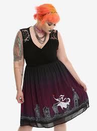 the nightmare before zero dress plus size topic