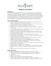 Sample Objective On Resume by Esthetician Resume Sample Http Www Resumecareer Info