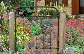decoration petit jardin des idées de décoration du jardin bio avec de la récup u0027