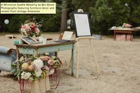 wedding rentals seattle seattle wedding rentals vintageambiance