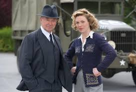 Foyle S War Season 10 Honeysuckle Weeks Missing Police Search For Foyle U0027s War Actress