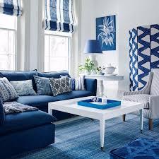 Modern Blue Living Room by Blue Sky Modern Rugs 2017 Summer Trend Decoration