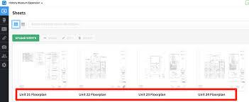 multi building and multi unit projects u2013 plangrid