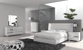 Black Lacquer Bedroom Furniture Dream Modern Bedroom Set