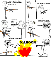 Meme Comics - battlefield troll rage comic by albowtross91 on deviantart