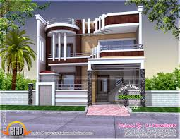 contemporary unique house plan kerala home design floor home