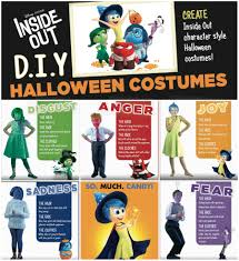 inside out costumes diy disney inside out costume party ideas mafia