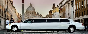 rent a in italy rent a limo service in italy