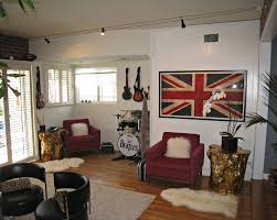 theme room ideas country style music theme living room ideas with corner studio band