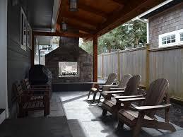 fresh renovation outdoor fireplace 1 bl vrbo