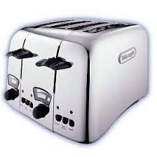 Delonghi Icona Toaster Silver Best Deals On Toasters Compare Prices On Pricespy