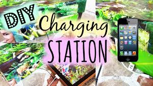 diy charging station easy youtube
