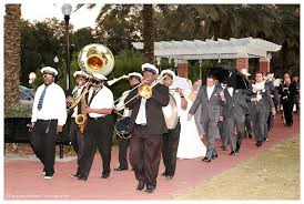 wedding bands new orleans new orleans wedding trends traditions the second line parade
