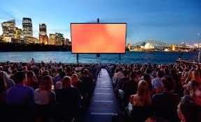 Outdoor Cinema Botanical Gardens Sydney S St George Openair Cinema Unveils 2018 Summer Program