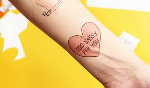 how to make temporary tattoos at home even if you at drawing