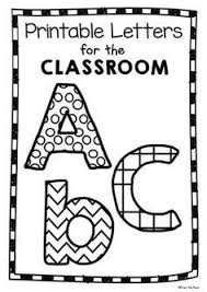 printable letters cut out printable cut out letters for bulletin boards theveliger