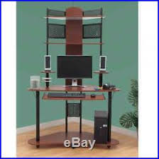 Small Desk Ac Desk For Small Space Student Bedroom Study Shelf Home Office Computer