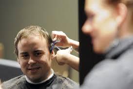 new breton village salon gives men a little pampering mlive com