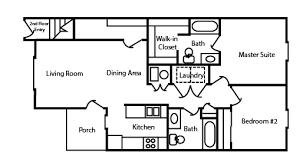 Two Bedroom Apartment Ottawa by Ottawa Apartments Floor Plans