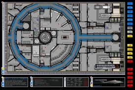 Millennium Falcon Floor Plan by Star Trek Blueprints Enterprise Nx 01 Deck Plans