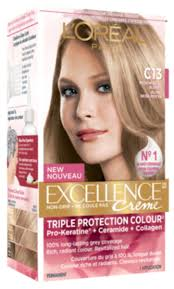Color Eazy Hair Dye Review How I Dyed My Brown Hair Blonde At Home Beautyeditor