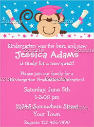 designs sample invitations for a graduation party together with
