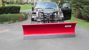 mounting u0026 unmounting my plow youtube