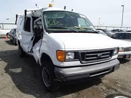 2006 ford f250 parts used parts 2006 ford econoline e250 cargo 5 4l v8 4r75e auto