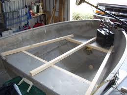 new decks in 14 u0027 jon boat videos added bass boats canoes