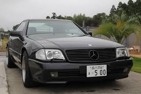 1993 mercedes benz sl500 amg style but even better auto trader