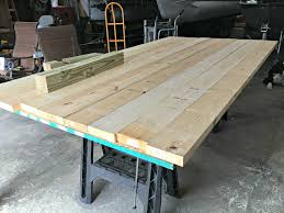 How To Build A Farmhouse Table Diy Farmhouse Table The Home Depot Blog