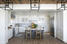 oak kitchen cabinets with oak flooring warren christopher