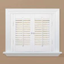 home depot interior window shutters how to measure for plantation shutters at the home depot